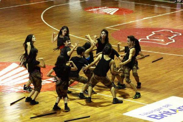 Sexy Dancer Akan Ramaikan Final Liga Basket Malam Ini