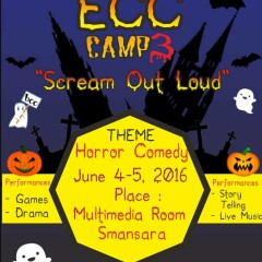 ECC Camp 3, Let's Scream Out Loud!