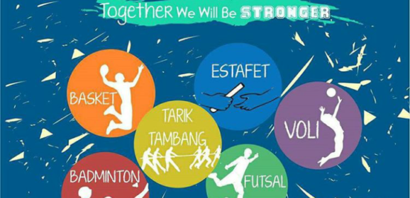 Classmeeting Smansara 2016, Together Will Be Stronger!