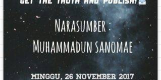 "WJO 2017 ""Get The Truth and Publish"" Bersama Mas Madun Sanomae"